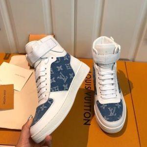 Louis Vuitton high tops